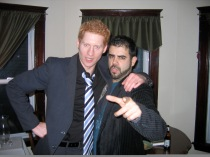 With Ed, Boston (2008)