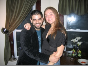 With Jessica, Boston (2008)